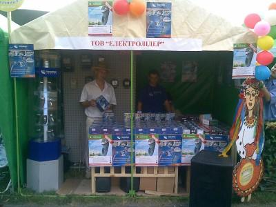 Успех торговой марки «Breetex» на Сорочинской ярмарке.