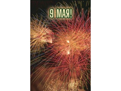 С Днём Победы!!! 65 лет