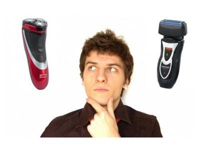 Роторная или сеточная электробритва, какую выбрать?