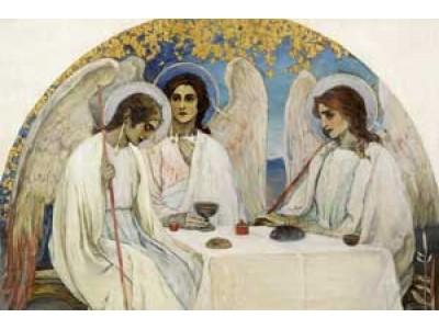 """Компания """"Электролидер"""" поздравляет всех своих партнеров и клиентов с Днем Святой Троицы!"""